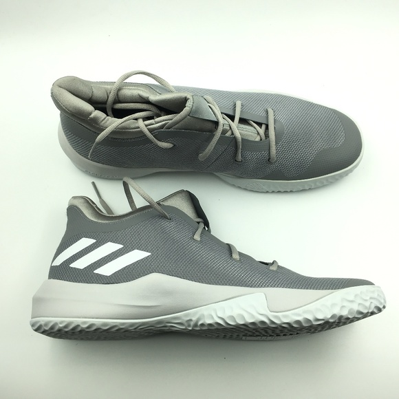 sports shoes 022bb 14c97 Adidas Gray Rise Up Sneakers G5211977